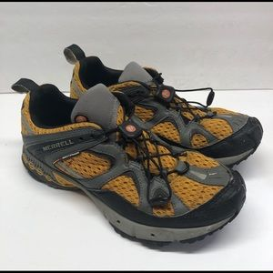 Merrell Men's Size 8 Hiking Shoes Vibram Overdrive